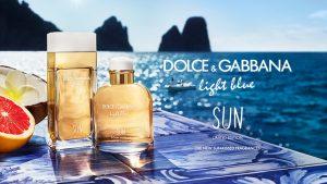 DOLCE E GABBANA: EDIZIONE LIMITATA PER LIGHT BLUE