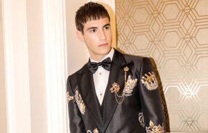 Enrico Valenti: il modello che fa sognare