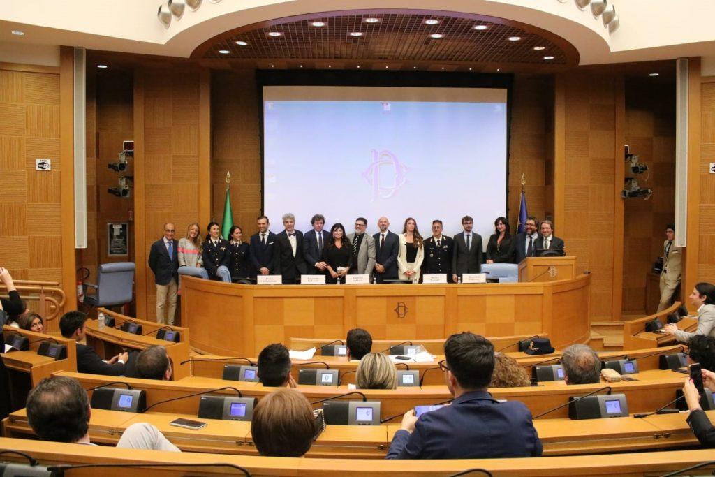 L'Italia del merito premiata alla Camera dei Deputati di Roma