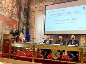 """CONVEGNO SOLIDUS  """" I PROFESSIONISTI 2019 DELL'ACCOGLIENZA TURISTICO – ALBERGHIERA ITALIANA."""