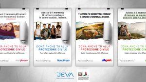 DEVA CONNECTION LANCIA IL SUO CROWDFUNDING IN FAVORE DELLA PROTEZIONE CIVILE